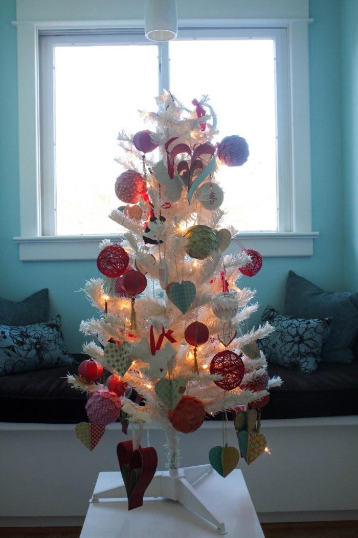 The LOVE TREE – A CraftyFundraiser